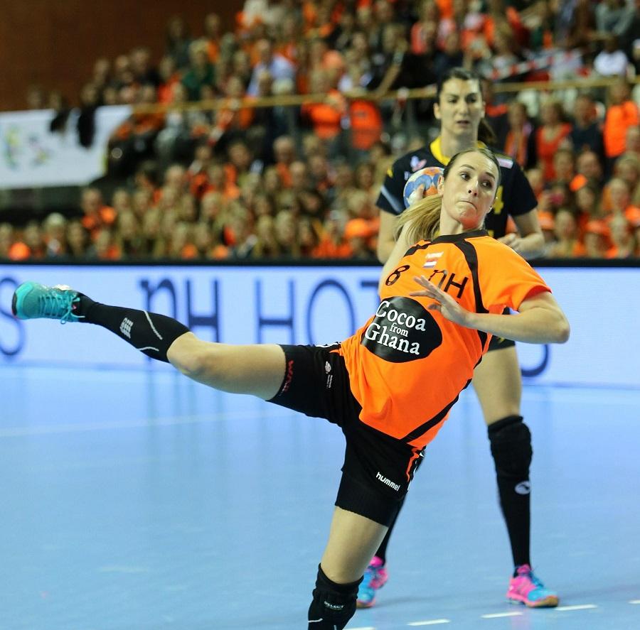 Lois Abbingh, handbal, Nederlands team