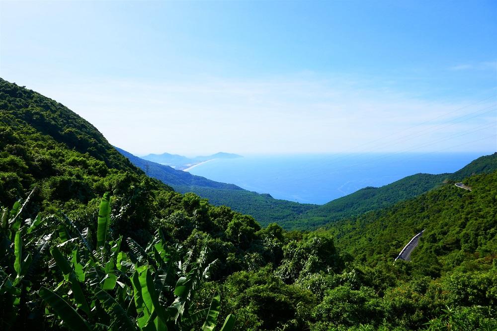 Hai Van Pass, Vietnam, Danang, Hoi An